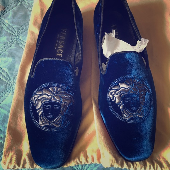 57f9c85f0 Versace Shoes | Mens Loafers 40 8 | Poshmark